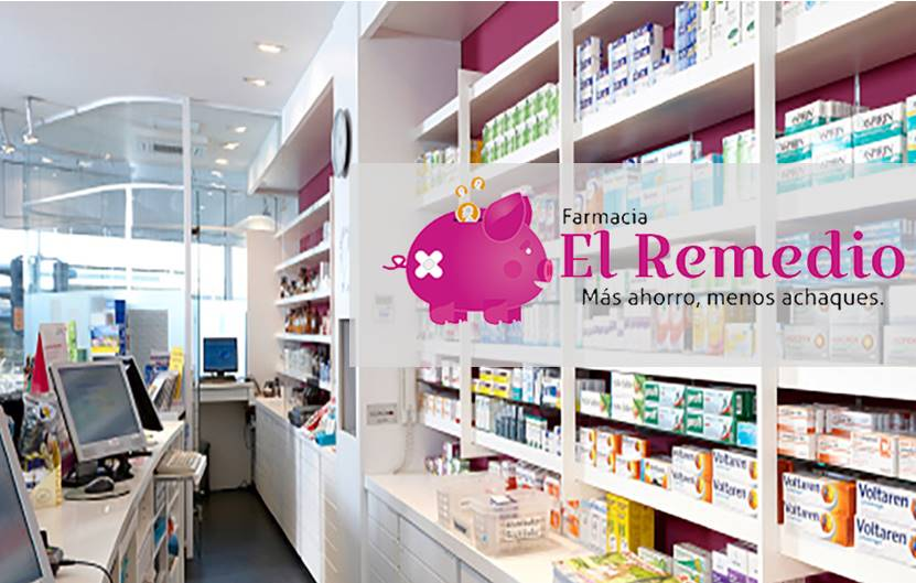 Farmacias El Remedio