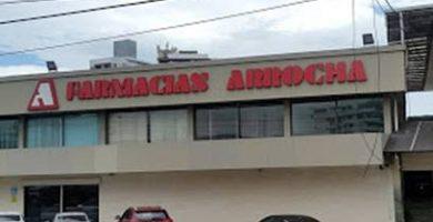 Farmacias Arrocha Transístmica