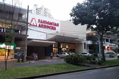 Farmacia Arrocha Vía Argentina