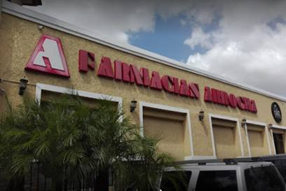 Farmacias Arrocha Clayton